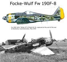Focke-Wulf Fw 190F-8