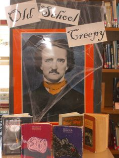 Creative Library Displays: Halloween Book Displays