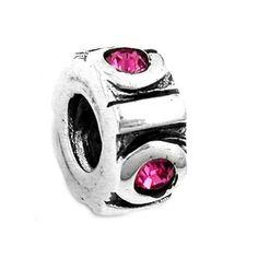 Anhänger, Perle-bead, pink, Silber 925 null http://www.amazon.de/dp/B00L7NQESQ/?m=AMWB9IWQTFGZU