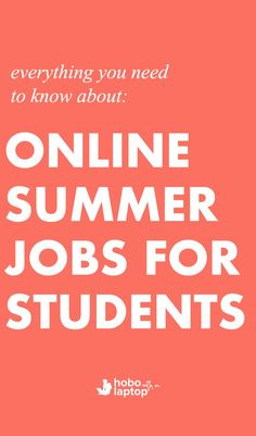 If you find yourself always applying for part-time remote jobs and never getting hired, read this. Make Money Fast, Make Money Blogging, Make Money Online, Summer Jobs For Students, College Students, Jobs For Teens, Part Time, How To Apply, How To Get