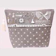 Trousse Couture Blanche