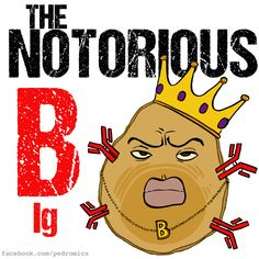 The Notorious B Ig by Velica.deviantart.com on @deviantART