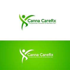 Canna CareRx - Medical Evaluation Center The logo is for a Medical Marijuana Evaluation Center. Its target audience will be people with a chronic and/or term. Medical Logo, Best Logo Design, Target Audience, Professional Business Cards, Cool Logo, Medical Marijuana, Design Your Own, Logos, Graphics