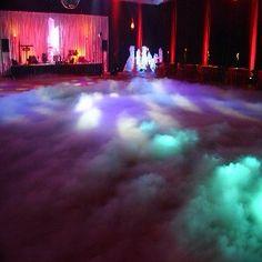 Fire and Ice fog machine