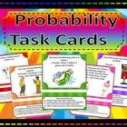 This set of task cards provides all you need for a full hour of fun. The activity is designed to have students work in groups and OUT OF THEIR SEAT...