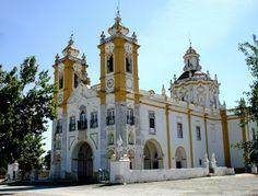 The sanctuary of Our Lady D'Aires - Viana do Alentejo