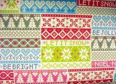print & pattern: PAPERCHASE - xmas wrap