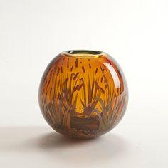 Mark Peiser, master glass artist represented by Wexler Gallery in Philadelphia, PA.