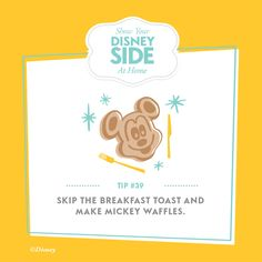 #DisneySide Tips