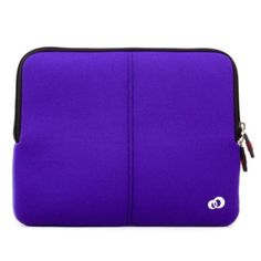 Purple Slim Cover Bag Case Amazon Kindle Fire ( 1pc Lost-n-Found ID Tag) Best Seller o n Amazon!