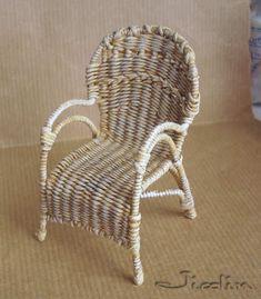 fauteuil miniature