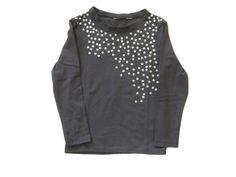 Ref. 900468- Camiseta ML - okaïdi- niña - Talla 3 años - 4€ - info@miihi.com - Tel. 651121480