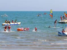Water sport - Sport acquatici - Sport - Centro Vacanze Pra' delle Torri Hotel Village Camping Waterpark Sport Golf **** Caorle - Venezia