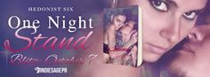 Release Blitz - One Night Stand by Hedonist Six   One Night Stand  by Hedonist Six Chance Encounters #1 Publication Date: October 7 2016 Genres: Adult Contemporary Erotic Realistic Romance   BUY:  Amazon (99c): http://amzn.to/2dildk0  Paperback: http://amzn.to/2dIsSvw  Amazon CA: http://amzn.to/2dwCKL1  Amazon UK: http://amzn.to/2cXSIY7  Synopsis: From casual encounter to something more? Lucy is used to having a handle on things herself: her business which shes fighting to turn around after…