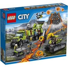 Kick start your excitement and adventure in LEGO City. Build a miniaturised city with our range of LEGO City sets. There is a LEGO City building set for every type of personality. Inspire creativity - shop for LEGO City sets at Mr Toys now! Base Building, Building Toys, Toys R Us, Legos, Lego City Toys, Van Lego, Packaging Box, Imagination Toys, Lego Construction