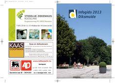 Diksmuide infogids13 by Jan Duchau via slideshare