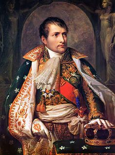 Dec. 2, 1804. Napoleon is crowned emperor of France in a glittering ceremony at the Cathedral of Notre Dame in Paris