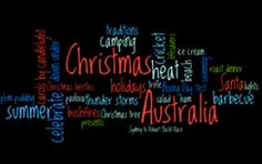 Christmas in Australia - a WebQuest for kids to learn more about Christmas downunder