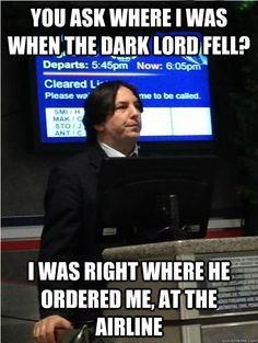 """talkativeprovocative: """" pleatedjeans: """" Air Snape """" BEST NEW THING """""""