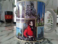 Enjoy your morning tea in a Brock's Monument mug!