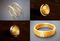 bijuteria de capim dourado 2