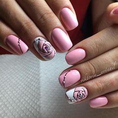 Маникюр. Дизайн ногтей. Art Simple Nail   ВКонтакте