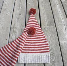 Knitting Patterns Free, Free Knitting, Baby Knitting, Crochet Patterns, Christmas Stockings, Christmas Crafts, Christmas Ornaments, Yarn Inspiration, Christmas Knitting