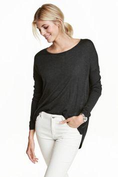 Camisola em malha fina | H&M