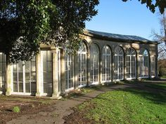 The orangery at Blaise Castle  by Chris Wiles Photography
