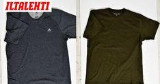 Tässä erittäin kätevä tapa viikata t-paidat. Tapas, Polo Shirt, Cottage, Lifestyle, Summer, Mens Tops, Shirts, Fashion, Moda