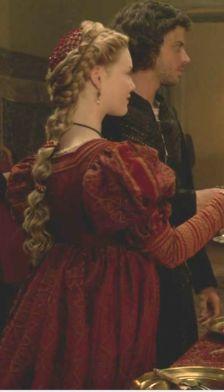Holliday Grainger's Costumes Season 2 - THE  BORGIAS   wiki