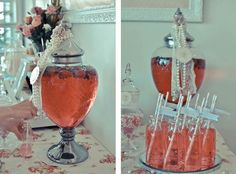 Bridal Shower Alcoholic Drinks | Wedding Shower Drinks That are Sure to Please