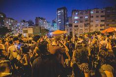 """A tradicional festa de rua paulistana """"Free Beats"""", que leva música gratuita às pessoas, está em busca de apoio por meio de financiamento coletivo no site 'Banque'."""
