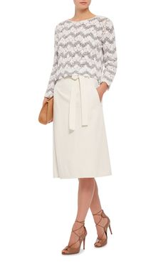 Donna Wrap Skirt  by CITIZENS OF HUMANITY Now Available on Moda Operandi