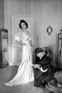 Elizabeth Arden, 1936   - HarpersBAZAAR.com