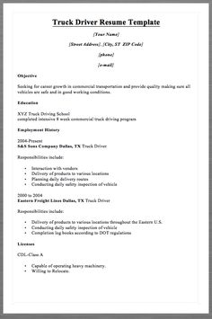 How To Type A Resume Cool 1902 Best Free Resume Sample Images On Pinterest  Free Resume