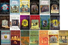 Lindsey Davis: Marcus Didius Falco series I've read all of Davis' books her main character is Falco, shocking, disreputable person, and would have him to dinner any time