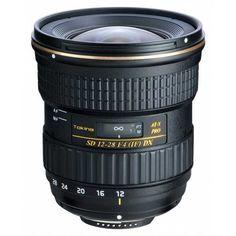 photo Tokina 12-28mm f/4 AT-X Pro DX Mk II Monture Canon