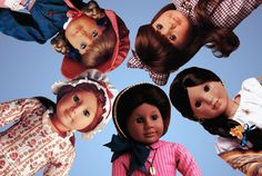 25 Spirited Facts About American Girl Dolls - A detailed history of your favorite childhood dolls and books. Boy Doll, Girl Doll Clothes, Doll Clothes Patterns, Girl Dolls, Doll Patterns, American Heritage Girls, My American Girl Doll, Pleasant Company Dolls, Girls Dollhouse