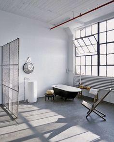 Studio-home of stylist Carin Scheve / Brooklyn