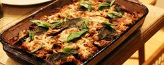 Italian Eggplant in Summit Star Sauce Recipe | MUNCHIES