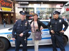#111: Get a Pic with the NYPD