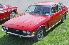 1974 Jensen Interceptor Mk III Saloon