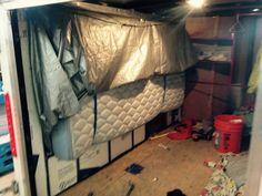 Enclosed Trailer Camper Conversion, Enclosed Trailers, Home Appliances, House Appliances, Domestic Appliances