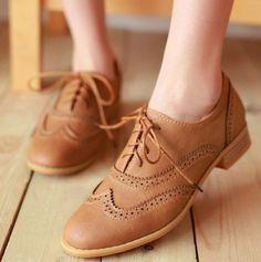 """Zapatos planos """"flat shoes"""" de la primavera 2016 (8)"""