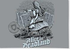 Camiseta Deadland - redbug