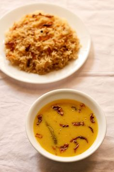 parsi dal or dhan dar recipe with step by step photos. parsi dal is a traditional parsi dish often called as dhan dar patio. the word 'dhan' translates to 'rice' and 'dar' means 'dal'. patio is a fish or prawn preparation that is served with dhan dar. Indian Veg Recipes, Lentil Recipes, Vegetarian Recipes, Cooking Recipes, Ethnic Recipes, Bangladeshi Food, Bengali Food, Dal Recipe, Indian Dishes