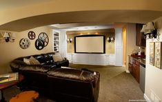 Etonnant Basement Home Theater Ideas, DIY, Small Spaces, Budget, Medium, Inspiration,