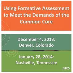 Summative And Formative Assessments  Teaching