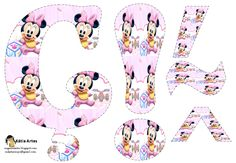 Baby Mouse, Mickey Minnie Mouse, Baby Party, Minion, Doodles, Baby Shower, Letters, Scripts, Wallpaper